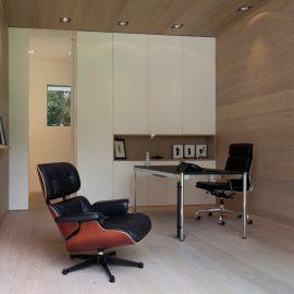 Oak Private residence, Dusseldorf Germany Geitner Architekten III